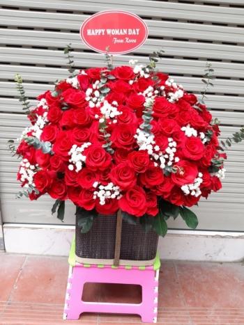 shop hoa tuoi tinh thai nguyen  hoa bibi