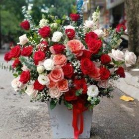 shop hoa tuoi quan kien an tp hai phong
