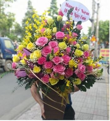 shop hoa tuoi tinh hung yen  hoa bibi
