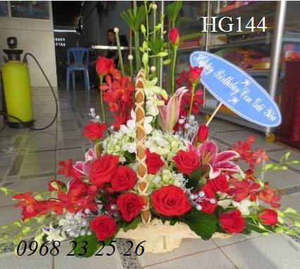Cửa hàng hoa tươi thị xã Bình Long tỉnh Bình Phước