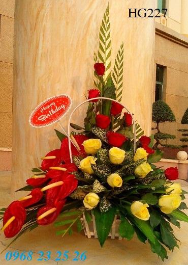 Dịch vụ điện hoa thành phố Tây Ninh