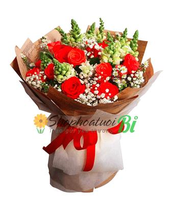 hoa bo hb045